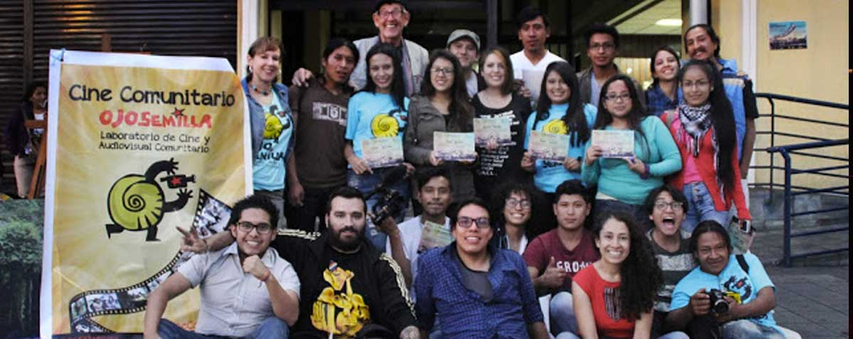 Ojo Semilla - Laboratorio de Cine y Audiovisual Comunitario