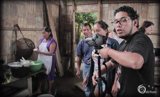 Nación Originaria Quijos comunica desde el audiovisual comunitario